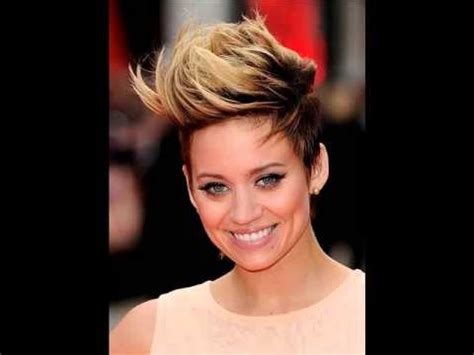 trendy and stylish short hair cut | girls hairstyles
