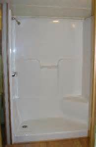 mobile home bath tub shower installation bathroom remodeling