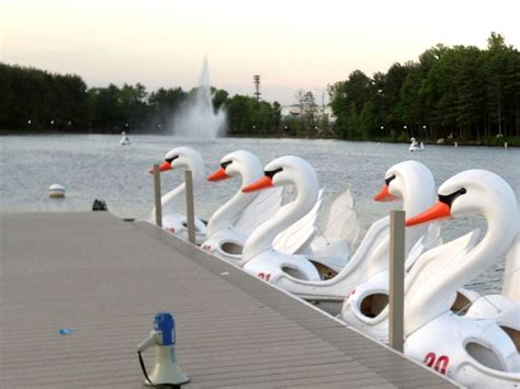 paddle boats west orange seniors enjoy new jersey senior citizen travel