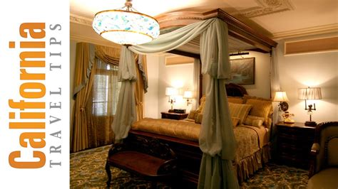 Pictures Of Canopy Beds disneyland dream suite youtube