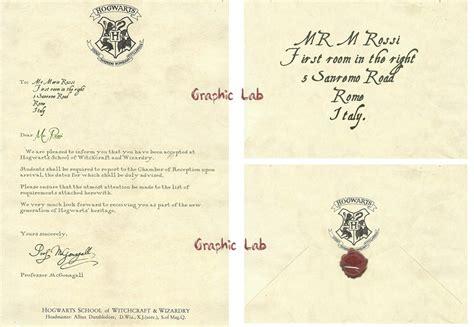 scuola di lettere lettera di accesso alla scuola di magia e stregoneria di