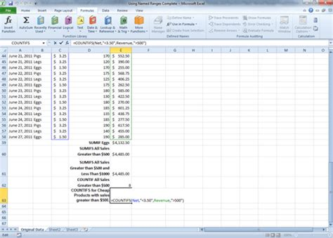 excel 2010 tutorial for intermediate comma training page 102