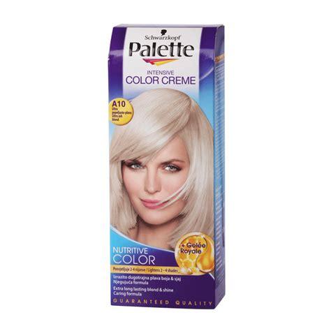 boja za kosu palete 575 boja za kosu paleta a10 konzum