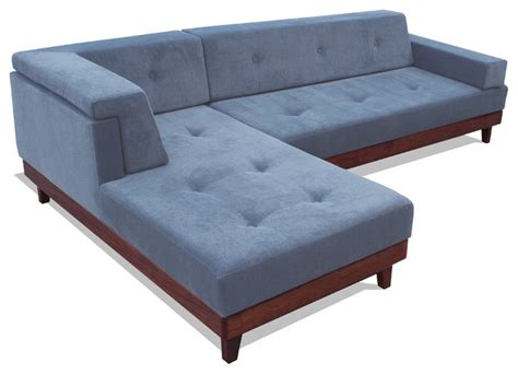 modern sectional sofas atlanta south of 1112 platform sofa modern sectional