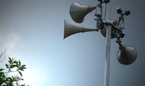 Speaker Corong Kecil teras dunia ruri dewan masjid indonesia akan atur