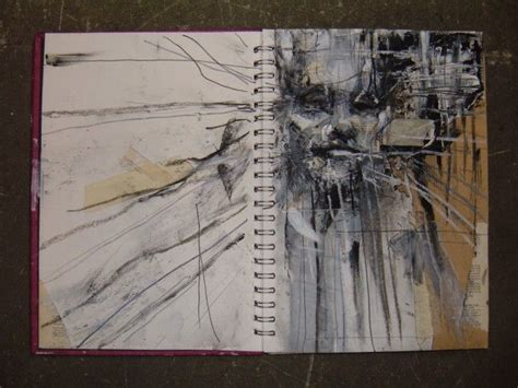 sketchbook gcse 341 best images about btec and gcse sketchbooks on
