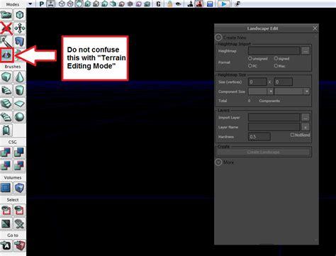 tutorial udk landscape tutorial udk images