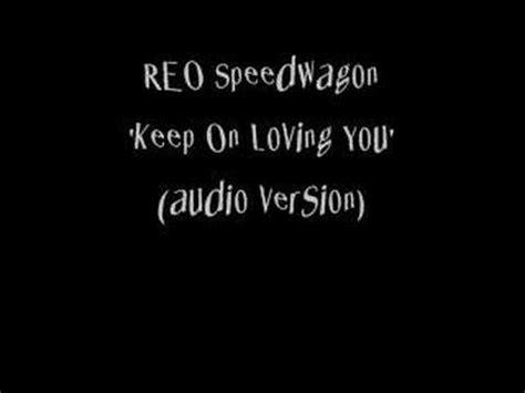 reo speedwagon – keep on loving you (1981 music video