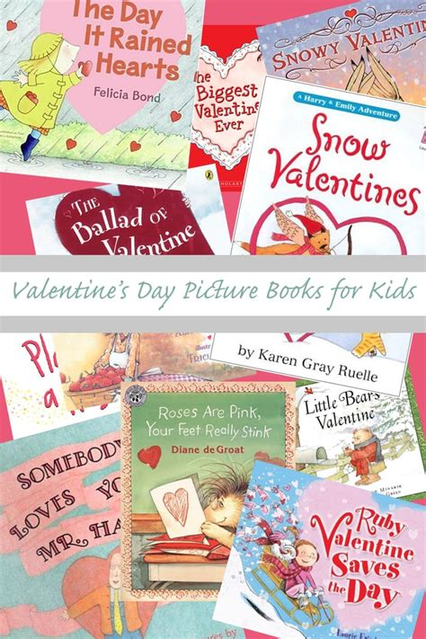 valentines day picture books s day picture books books about s