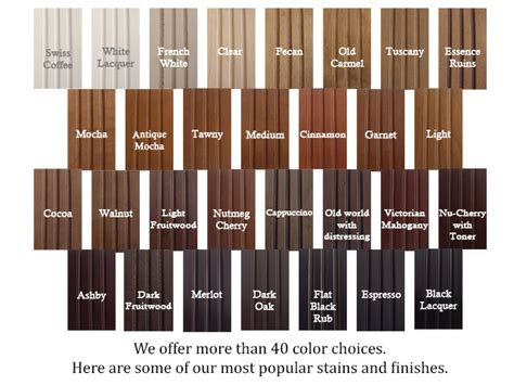 wood cabinet colors custom cabinet colors and stains what cabinet color will