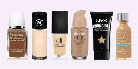best foundation for coverage best full coverage makeup for oily skin 2016 makeup