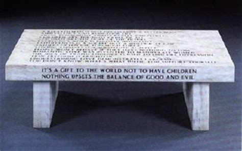 jenny holzer bench ghostmap microwave the yellow brick road