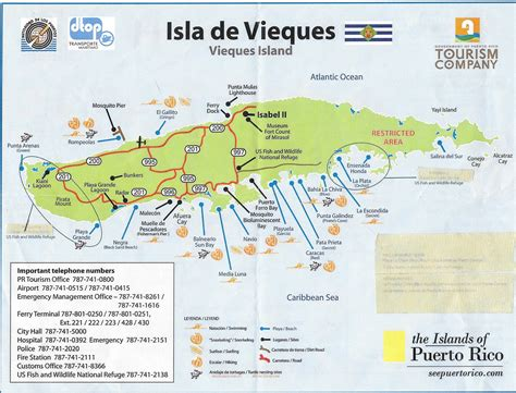 printable map vieques vieques tourist map map of vieques beaches casa de
