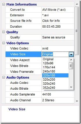 free audio video converter that converts 200 formats