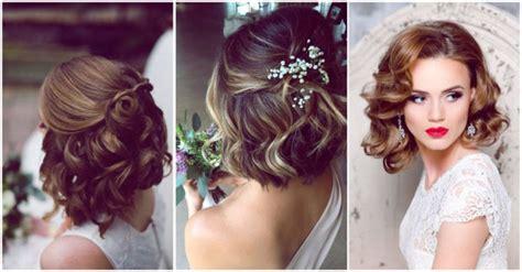 peinados de pelo corto para ir de boda peinados para novias con cabello corto yo amo los zapatos