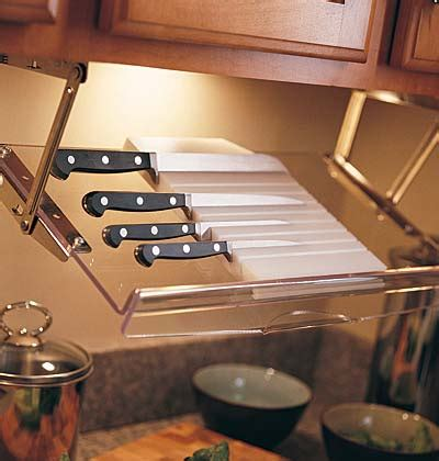 kitchen knives storage best 25 knife storage ideas on cabinet