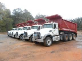 Purchase mack gu713 tri axle dump trucks bid amp buy on auction