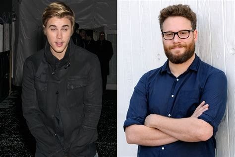 Is Begging Justin Timberlake To Visit by Justin Bieber Begs Seth Rogen To Roast Him Page Six