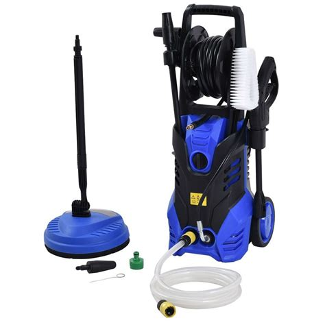 high powered electric pressure washer  psi flat  jet