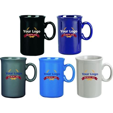 elegant coffee mugs promotion online shopping for canberra mg1014 promotional coffee mug in six colors