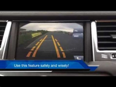 range rover sport camera hack youtube