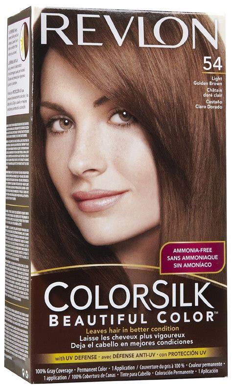 revlon colorsilk beautiful color permanent hair color 05 revlon colorsilk beautiful color ammonia free permanent