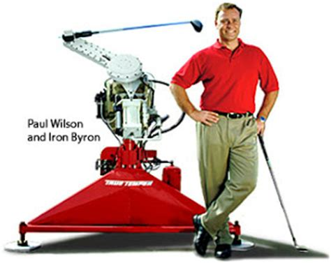 paul wilson swing machine golf golf talk espn 1280 paul wilson 1 31 09