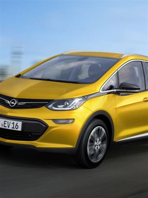 opel chevy chevy bolt becomes opel era e for european market the