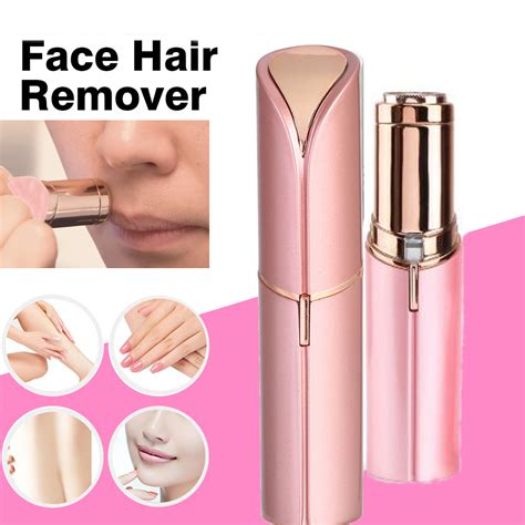 e one hair removal ratting face facial hair removal flawless finishing touch electric