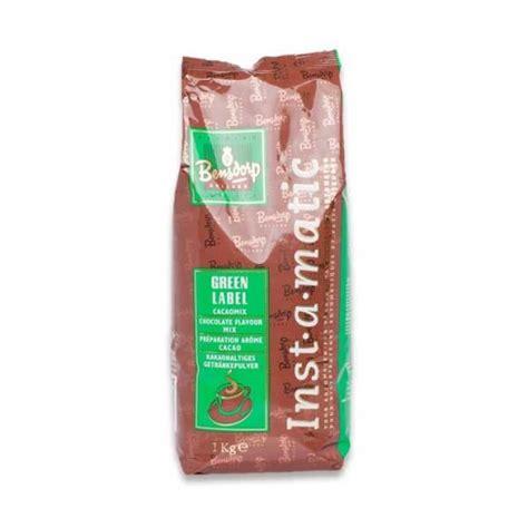bensdrop 1 kg bensdorp instamatic choco green label 1kg σοκολάτα ρόφημα