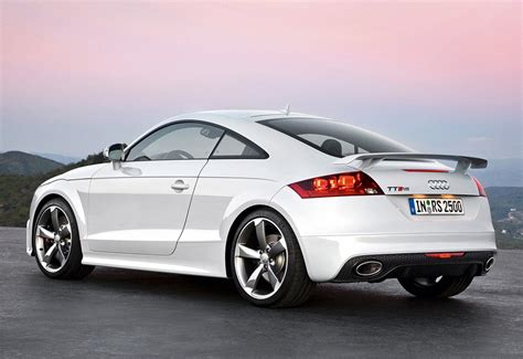 audi tt 2009 2009 audi tt rs coupe specifications photo price