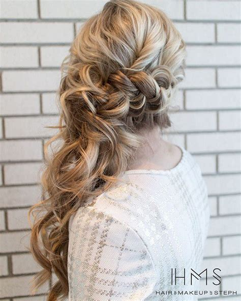 Wedding Hairstyles With Side Ponytail by 40 Side Ponytails That You Will