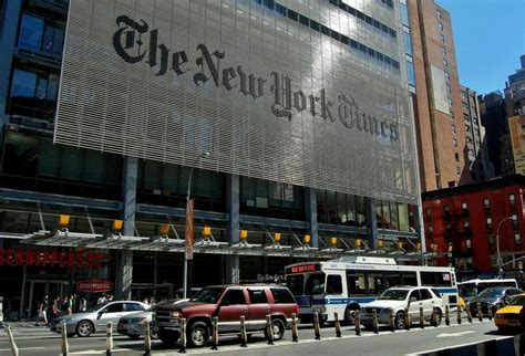 sede new york times sede new york times en nueva york viajar a estados