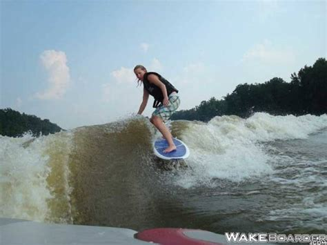 hydrofoil board behind boat wake surf board construction swaylocks