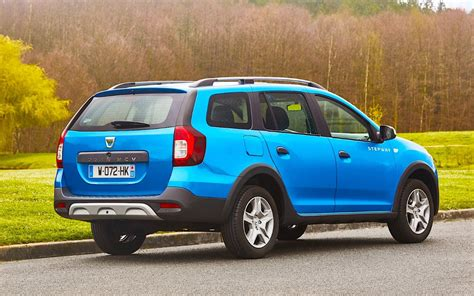 2019 Dacia Sandero Stepway by 2019 Dacia Logan Mcv Stepway Review Efficient Family Car