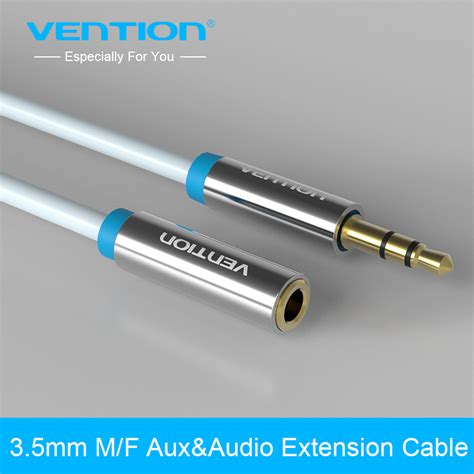 Sale Bca 1m Vention Kabel Aux Audio 3 X Rca To vention 3 5mm to stereo audio cable 1m 2m 3m headphone aux extension cable for