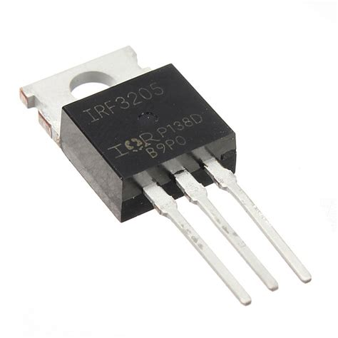 mosfet transistor uk 10pc irf3205 irf3205pbf fast switching power mosfet transistor n channel s6 ebay