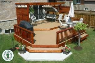 Patio Plans And Designs Pergola Diy Deck Plans