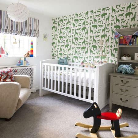 Home Dzine Bedrooms Decorate A Nursery Nursery Decorations Uk