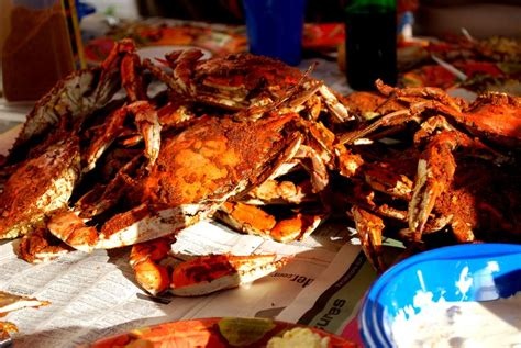 Crab feast: From the Chesapeake Bay to Julia Child's