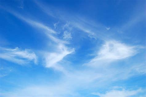 wallpaper langit free photo blue sky clouds sky blue free image on