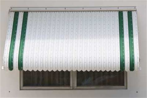 Hurricane Awnings by Fl Clam Shell Hurricane Shutter Awnings Sunmasters A
