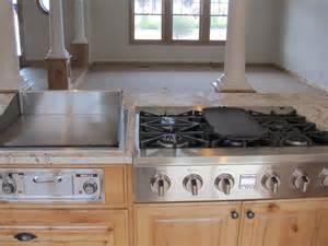 in home hibachi grill kitchen