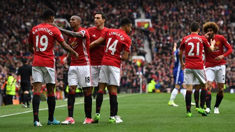 chelsea mu report manchester united 2 chelsea 0 official