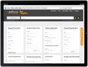 Form Templates by Form Templates Gallery Released 500 Ready To Use Forms