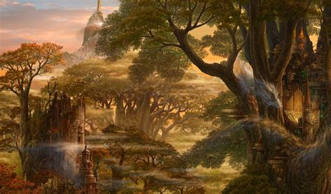 anime forest wallpaper  anime downloads