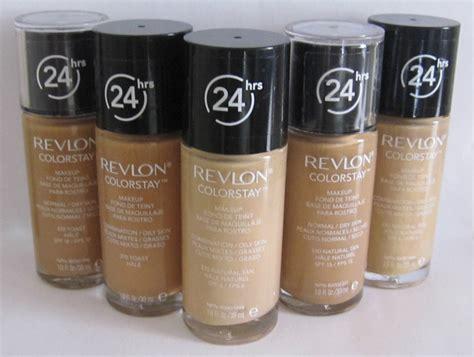 Revlon Colorstay Makeup Liquid Foundation 30ml 1 revlon colorstay 24 hours liquid makeup foundation
