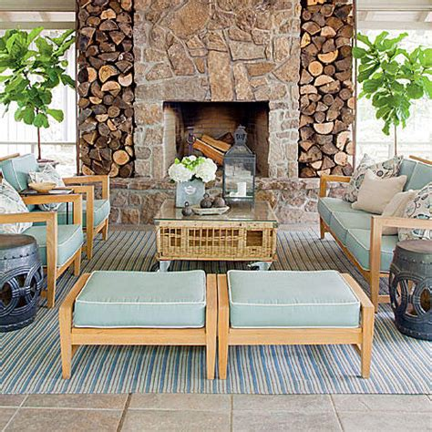 26 decorative southern living fireplaces home plans glowing outdoor fireplace ideas southern living