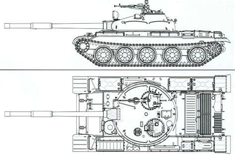 T 62 Tank Blueprint Download Free Blueprint For 3d House Blueprints For 3d Modeling