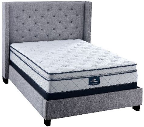serta sleeper harmonize 12 quot pillow top tw mattress